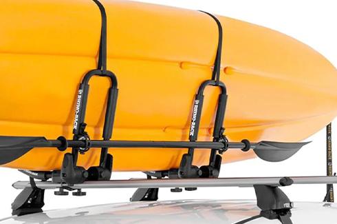 "<img src=""Folding J Style Kayak Carrier - Rhino Rack"
