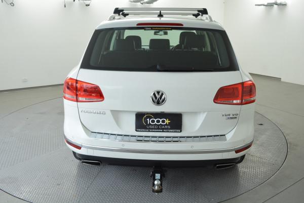 2014 MY15 Volkswagen Touareg 7P 150TDI Suv Image 5