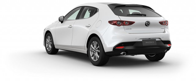 2020 MY21 Mazda 3 BP G20 Pure Other Mobile Image 17