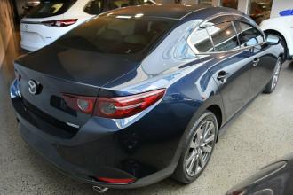 2020 Mazda 3 BP G25 Astina Sedan Sedan Image 3