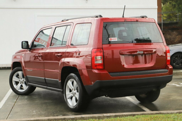 2014 Jeep Patriot MK MY14 Sport 4x2 Wagon Image 2