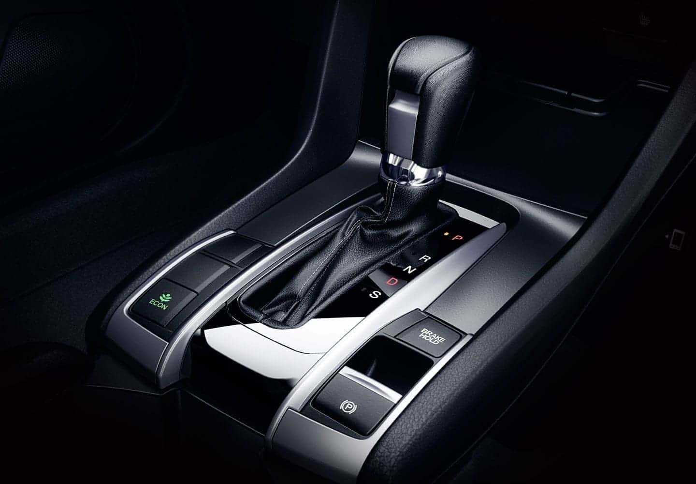 Civic Hatch CVT Transmission