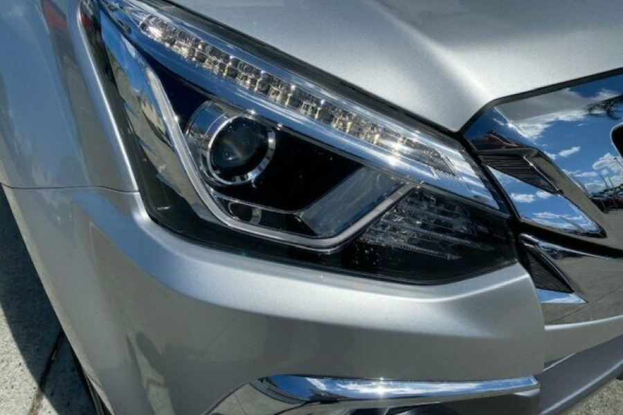 2017 Isuzu Ute MU-X MY17 LS-U Rev-Tronic 4x2 Wagon