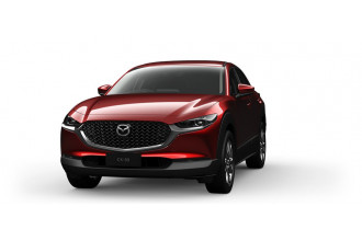 2021 MY20 Mazda CX-30 DM Series G25 Astina Wagon Image 3