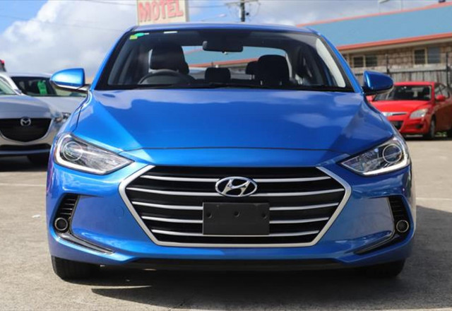 2015 Hyundai Elantra AD MY17 Active Sedan