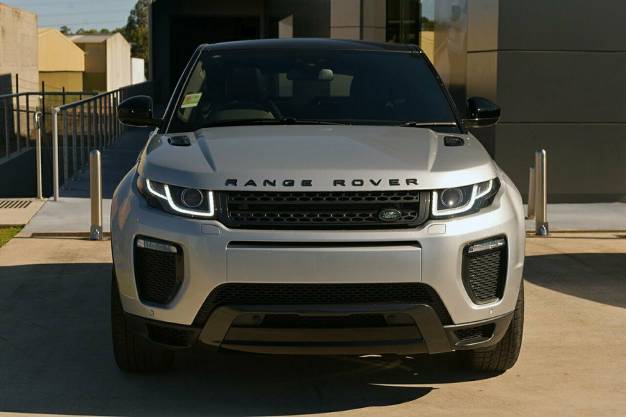 2018 MY19 Land Rover Range Rover Evoque L538 MY19 TD4 Suv Mobile Image 3