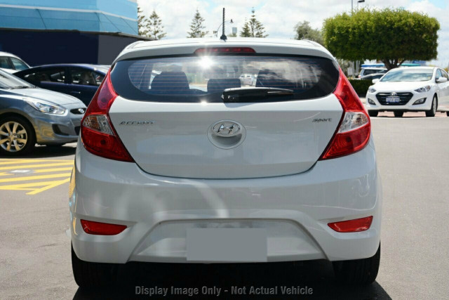 2019 Hyundai Accent RB6 Sport Hatch Hatchback