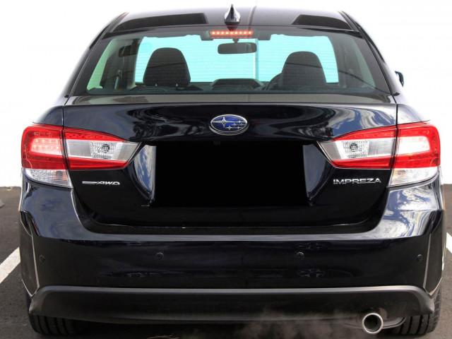 2019 Subaru Impreza G5 2.0i-S Sedan Sedan