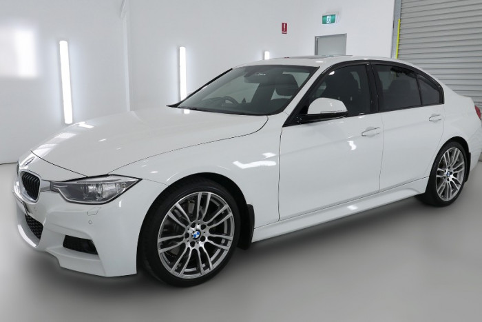 2013 BMW 3 Series F34 MY0613 328i Hatchback