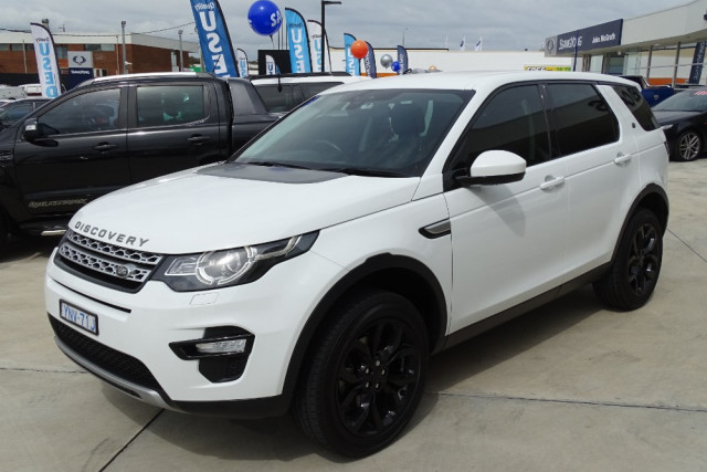 2015 Land Rover Discovery Sport TD4 HSE