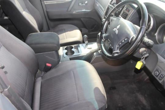2015 Mitsubishi Pajero NX MY15 GLX Suv