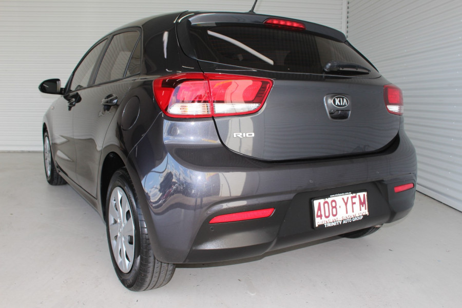 2018 Kia Rio YB MY18 S Hatchback