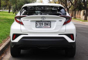 2017 Toyota C-HR NGX10R Koba 2WD Wagon