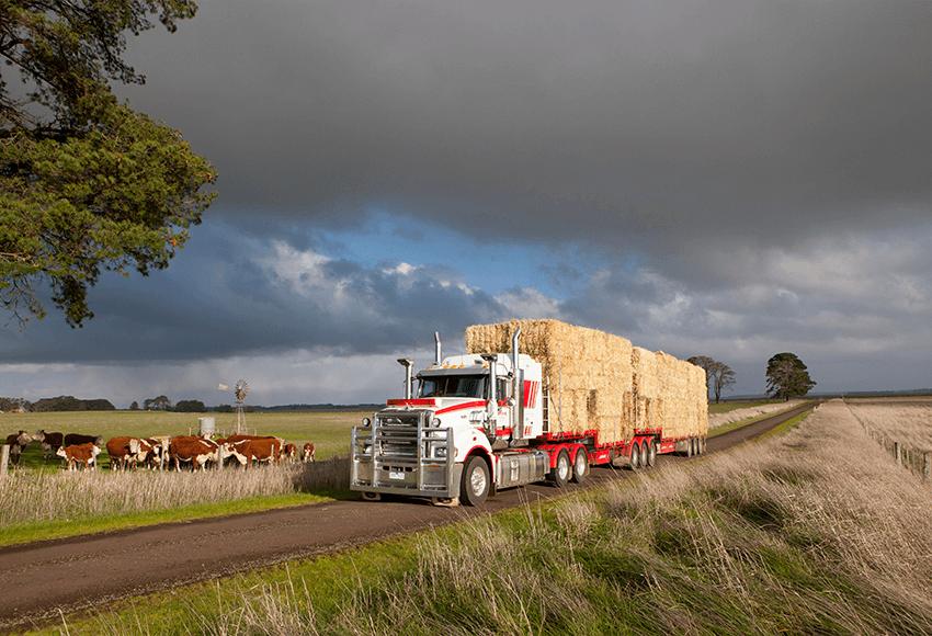 Super-Liner General Freight
