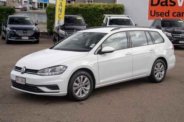 2020 Volkswagen Golf 7.5 110TSI Trendline Wagon Image 3