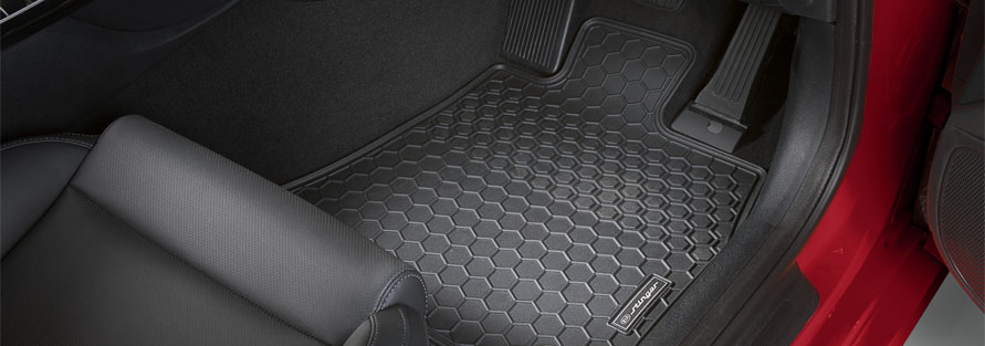 "<img src=""Tailored All Weather Floor Mats"