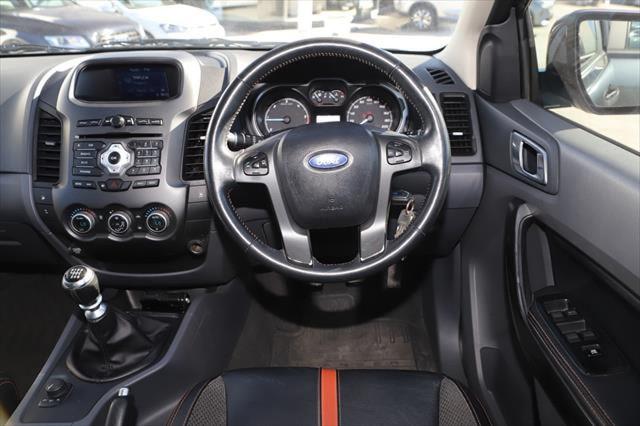2014 Ford Ranger PX Wildtrak Utility Image 13