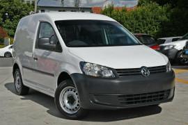 Volkswagen Caddy TDI250 SWB DSG 2KN MY13