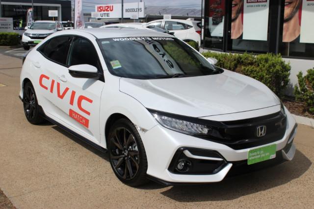 2019 MY20 Honda Civic Hatch 10th Gen RS Hatchback Image 3