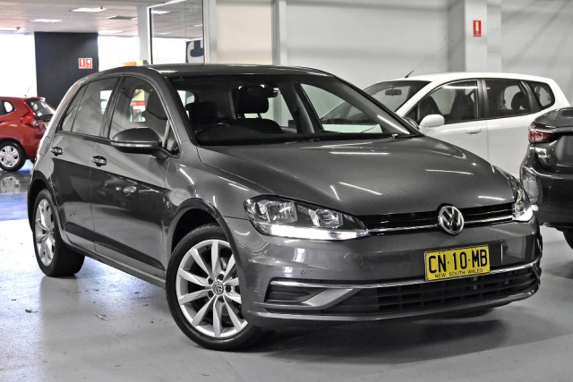 2017 Volkswagen Golf Hatchback
