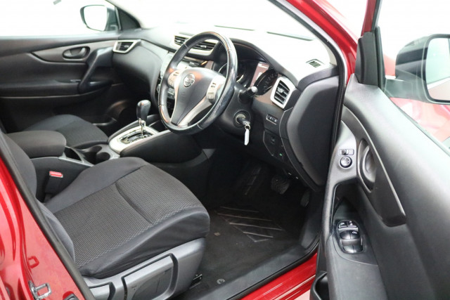 2014 Nissan QASHQAI J11 ST Suv