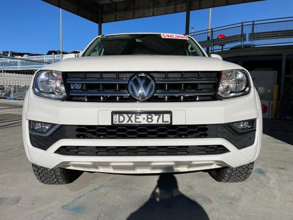 2018 Volkswagen Amarok 2H  TDI550 Sportline Utility