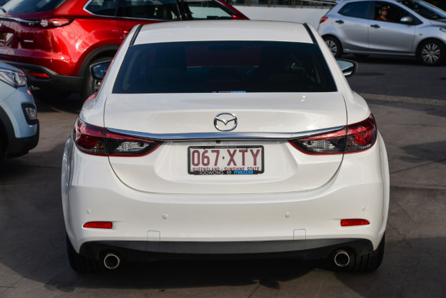 2017 Mazda 6 GL1031 Touring Sedan Image 4