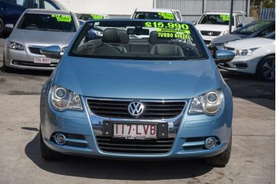 2009 Volkswagen Eos 1F MY09 103TDI Convertible Image 5