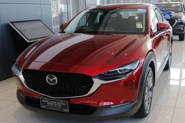 2020 Mazda CX-30 DM Series X20 Astina Wagon