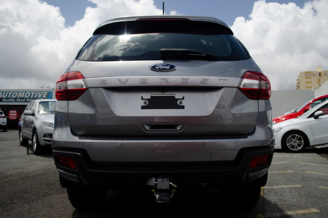 2018 Ford Everest UA  Ambiente Wagon