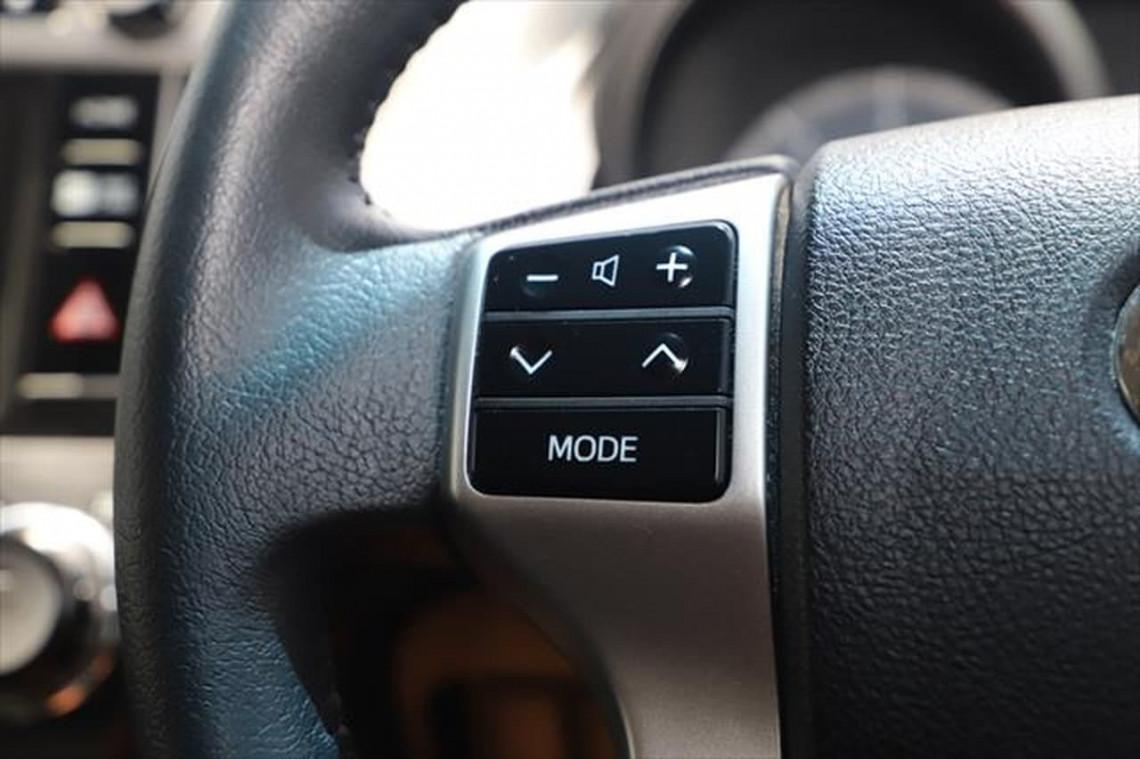 2016 Toyota Landcruiser Prado GDJ150R GXL Suv Image 17