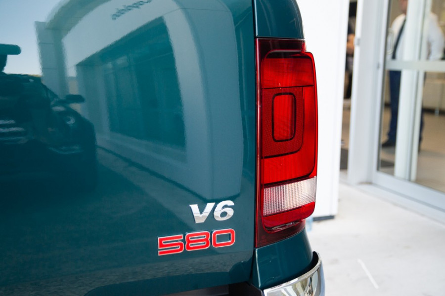 2019 Volkswagen Amarok 2H Ultimate 580 Utility Image 22