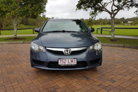 2009 Honda Civic 8t MY09 Sedan