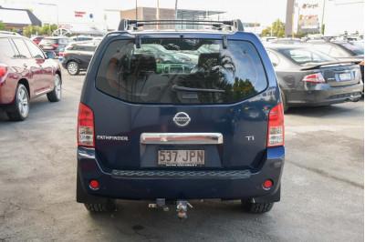 2006 Nissan Pathfinder R51 Ti Suv Image 5
