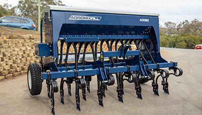 New Agrowplow Agrowdrill AD083 Seed Drill