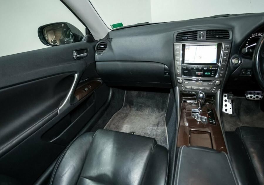 2009 MY10 Lexus IS250 C GSE20R MY10 Sports Luxury Convertible