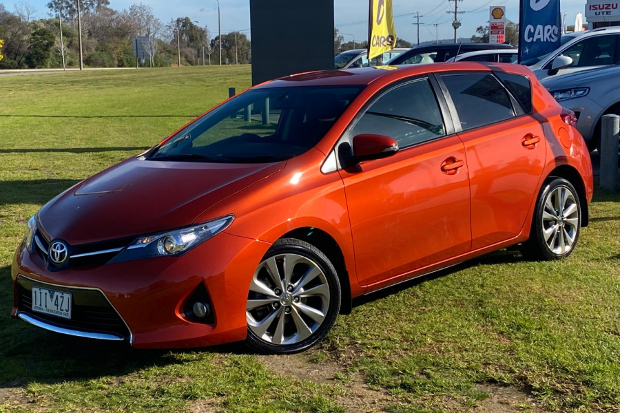 2013 Toyota Corolla ZRE182R LEVIN Hatchback Image 21