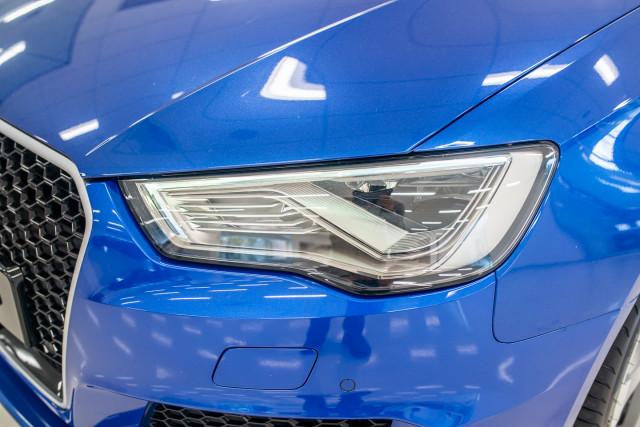 2016 Audi RS 3 Sportback 8V 2.5 TFSI Quattro S-tronic Hatchback Image 9