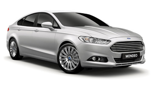 2016 MY17 Ford Mondeo MD Trend Hatch Hatchback