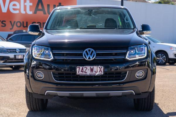 2016 Volkswagen Amarok 2H  TDI420 Ultimate Dual cab Image 4