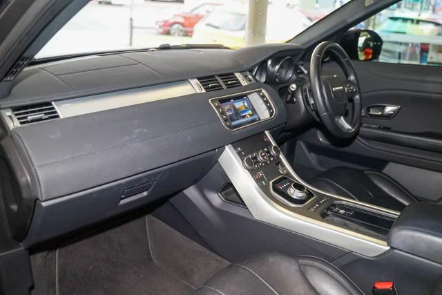 2016 Land Rover Range Rover Evoque L538 MY16.5 TD4 150 Pure Suv Image 11