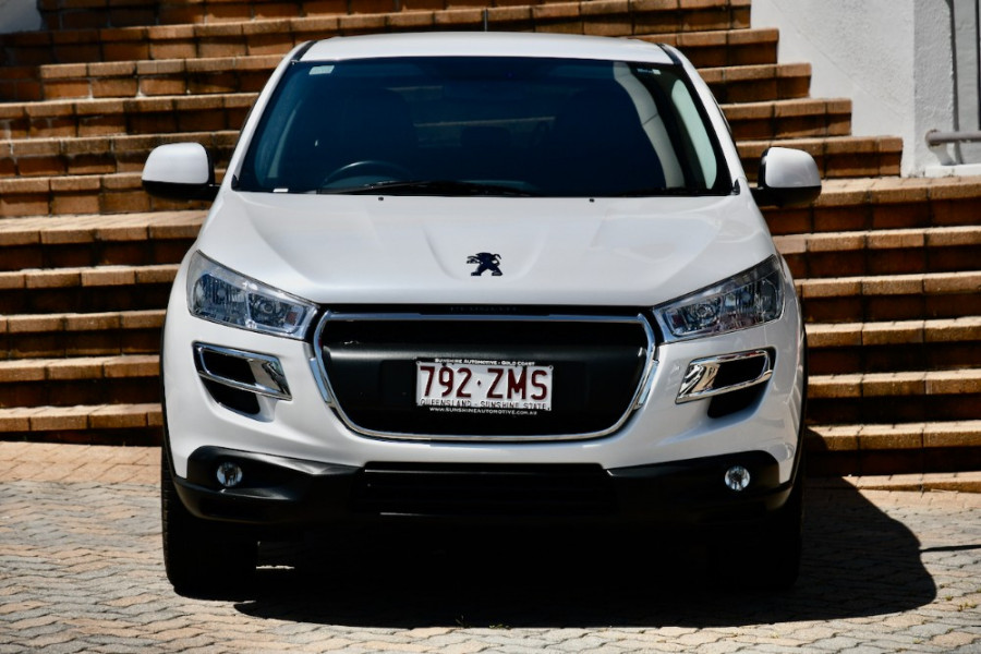 2012 Peugeot 4008 MY12 Active Wagon