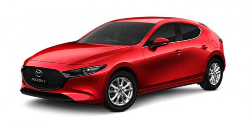 2019 Mazda 3 BP G20 Pure Hatch Other