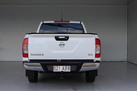 2017 Nissan Navara D23 S2 RX Utility