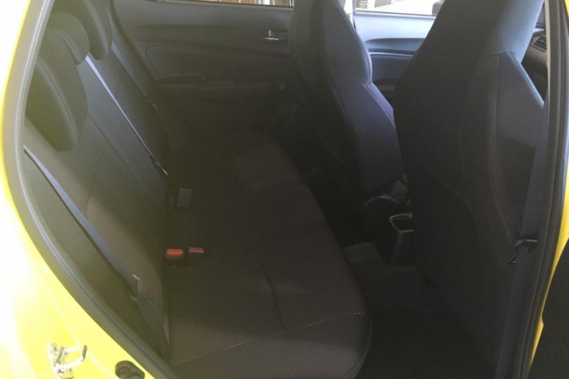 2019 MY18 Suzuki Swift Sport AZ Swift Sport Hatchback