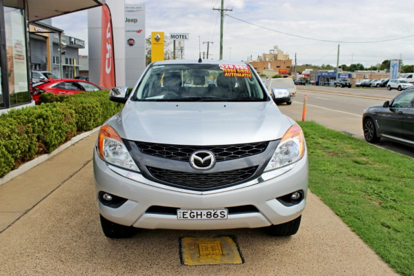 2015 Mazda BT-50 UR0YF1 XTR Utility - dual cab Image 3