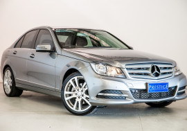 Mercedes-Benz C250 4D 2012 MERCEDES-BENZ C250 AVANTGARDE BE AUTO