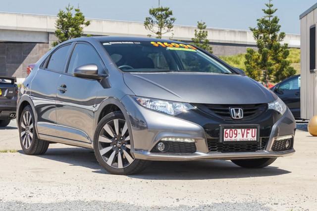 2014 Honda Civic MY14