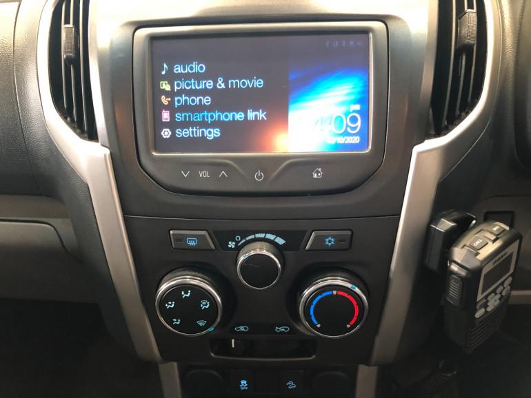 2014 Holden Colorado RG Turbo LS 4x4 space cab Image 8