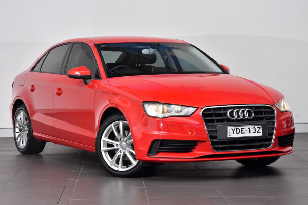 Audi A3 Attraction 8V